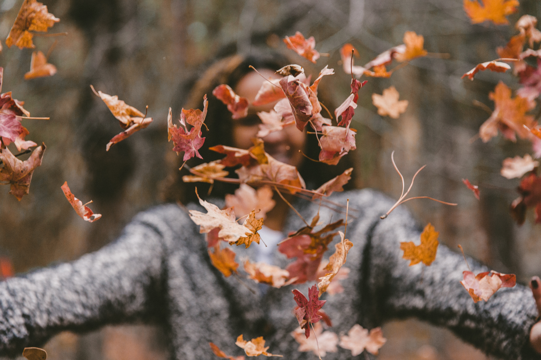los olores del otoño