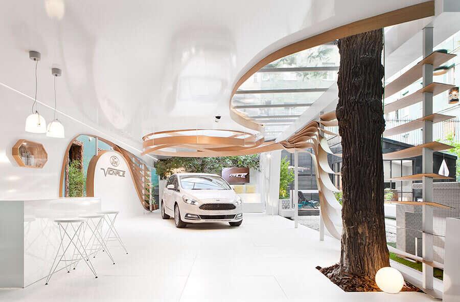 Ford y su gama Vignale: Binomio perfecto