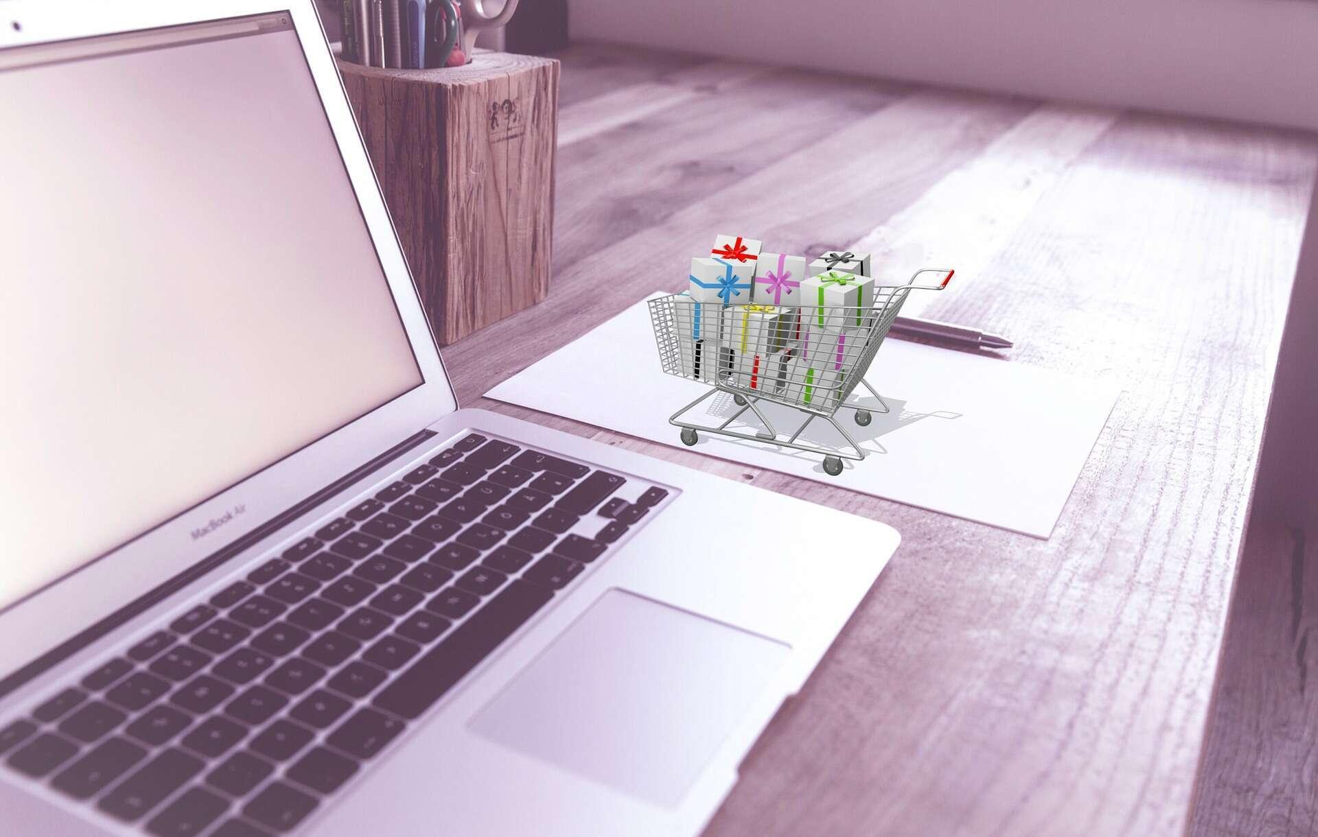 La aromatización del E-commerce vs tienda física