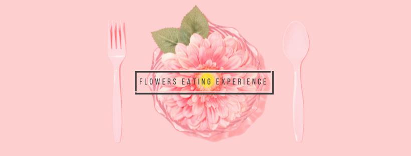 Evento gastro-olfativo: flores comestibles y perfume