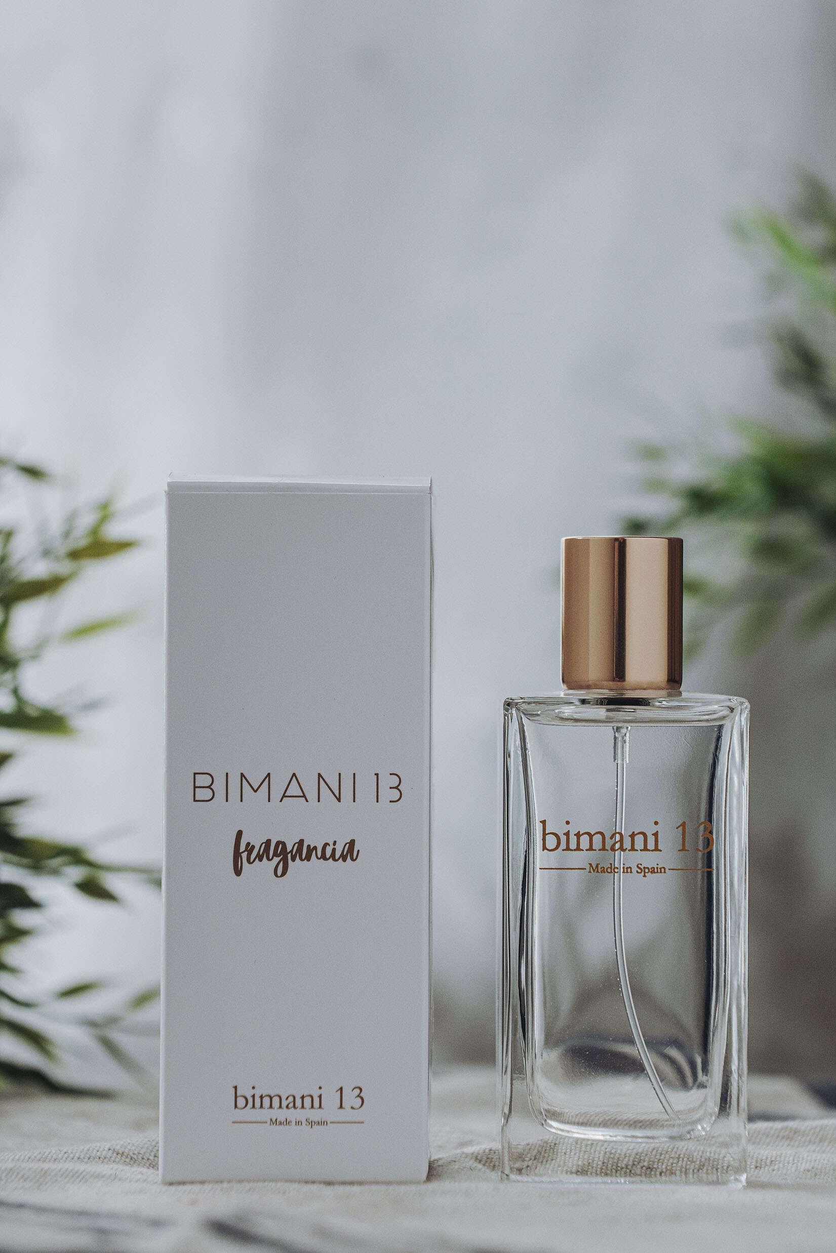 BIMANI, la marca de Laura Corsini, tiene fragancia propia