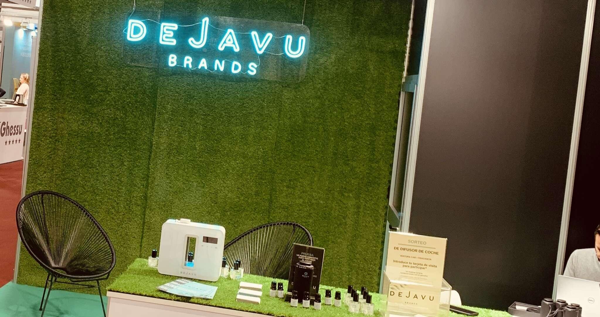 Dejavu Brands presente en la feria HIP 2020 del sector HORECA